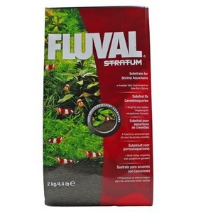 Fluval Stratum Substrate for Shrimp Aquariums 4.4 lbs.