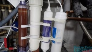 Freshwater Shrimp Reverse Osmosis System