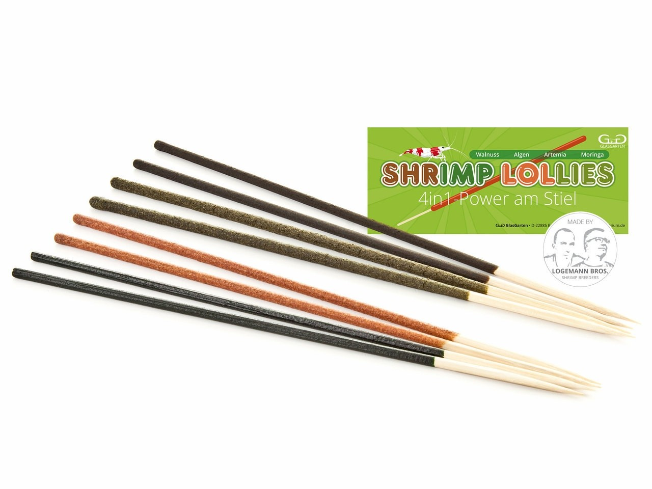 Shrimp Lolipops