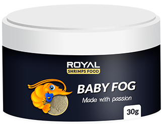 Baby Fog - Royal Shrimp Food