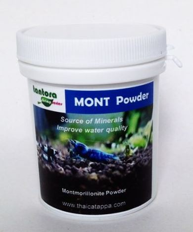 Montmorillonite powder - tantora nature