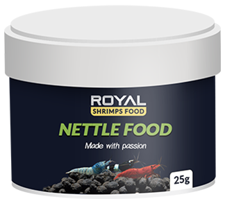 Nettle Shrimp Food - Royal Shrimp Food